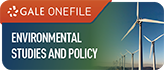Gale Environmental Studies and Policy database
